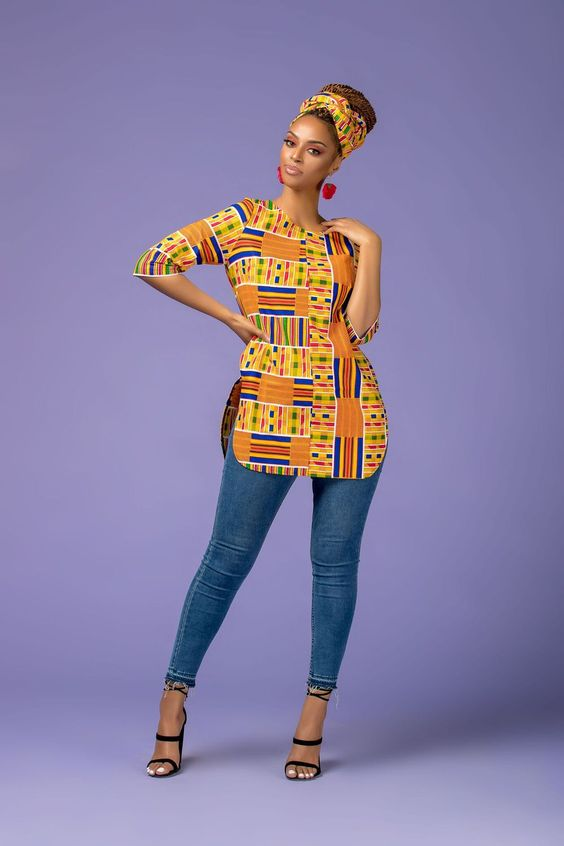LATEST AFRICAN FASHION FOR WOMAN THIS SEASON 1