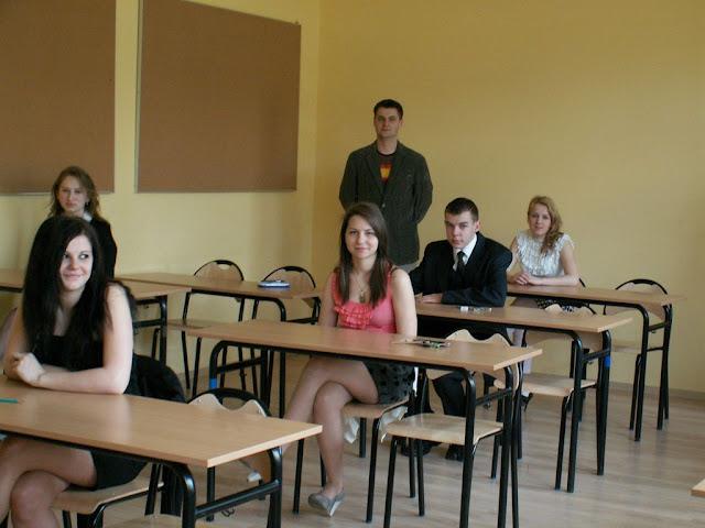 Pierwszy egzamin gimnazjalny w ZS nr 2 w Dukli 2011 - PICT1355_1.JPG
