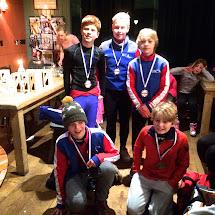 Kampioenschap HCA 2015