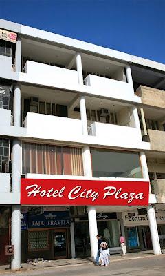 Hotel City Plaza 17