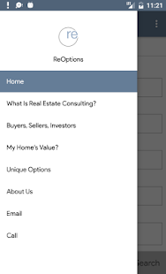 Reoptions Real Estate- screenshot thumbnail