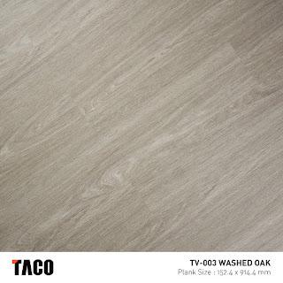 Vinyl Taco TV-002 Washed Oak