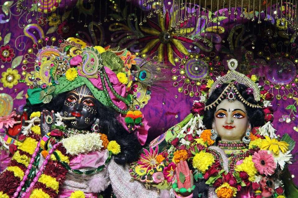 ISKCON Delhi Deity Darshan 18 Dec 2015 (6)