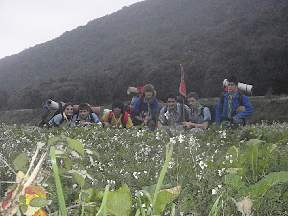 Pioners: Refugi de Bellmunt 2010 - PB070663.JPG