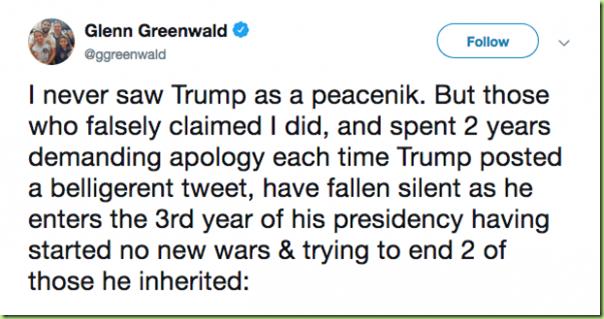 greenwald tweets trump