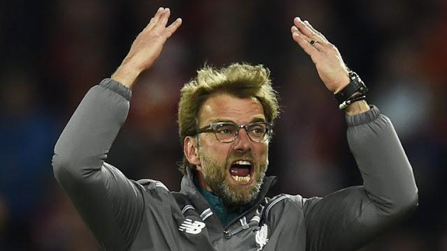Liverpool Sepatutnya Layak Mengalahkan Manchester United - Klopp.