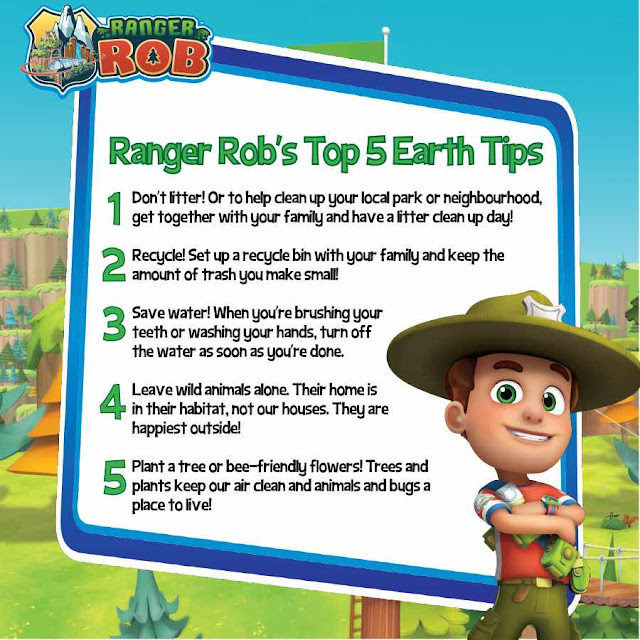 Easy ideas for the kids this earth day