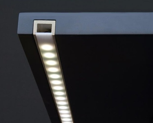 Led Channel Diffuser Led Mounting Channel