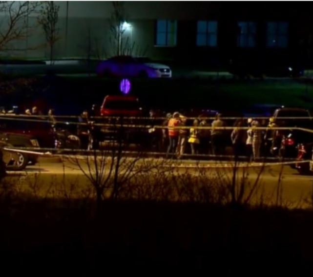 'Multiple' people shot inside FedEx warehouse before gunman kills himself