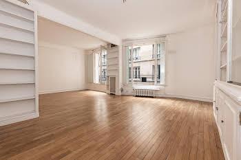 Appartement 2 pièces 74,66 m2