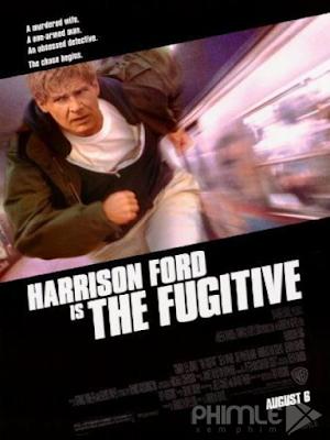 Phim Kẻ Đào Tẩu - The Fugitive (1993)