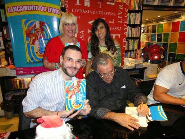 Eduardo Nassife, Anéris Paes, Sandra Matter, Denilson Monteiro