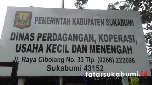 Stabilkan Harga dan Bina Koperasi Janji Kadis Perdagangan dan Koperasi Sukabumi yang Baru