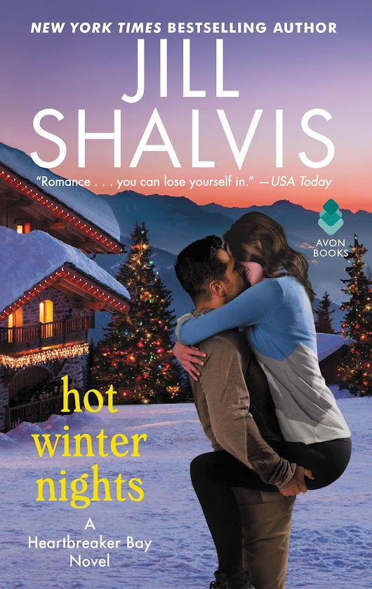 Blog Tour Review—Hot Winter Nights by Jill Shavis | The Lovely Books