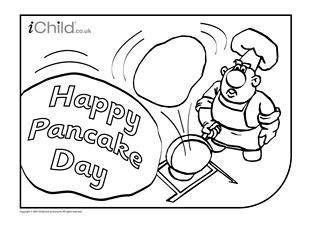 ENGLISH IS MORE THAN GRAMMAR...: FEBRUARY: PANCAKE DAY