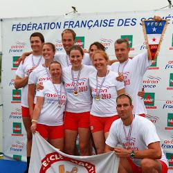 Championnats France Sprint 2013