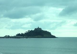 St Michael's Mount, Marazion, Cornwall