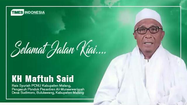 KH. Mahfud Said