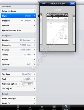 Invoice2go for iPad (5.8.0) – ipa