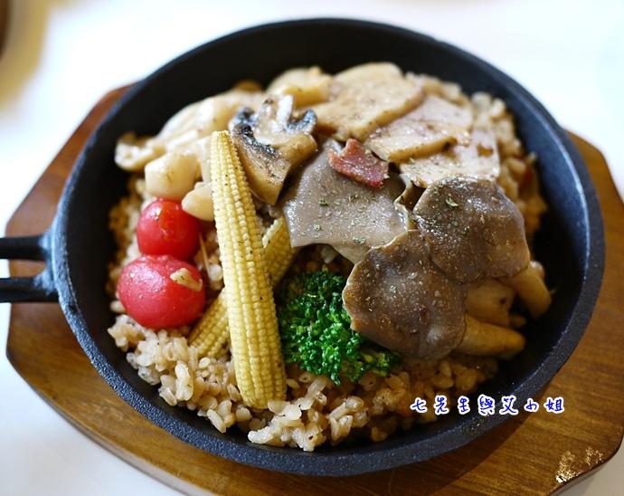 16 牛肝菌菇燉飯