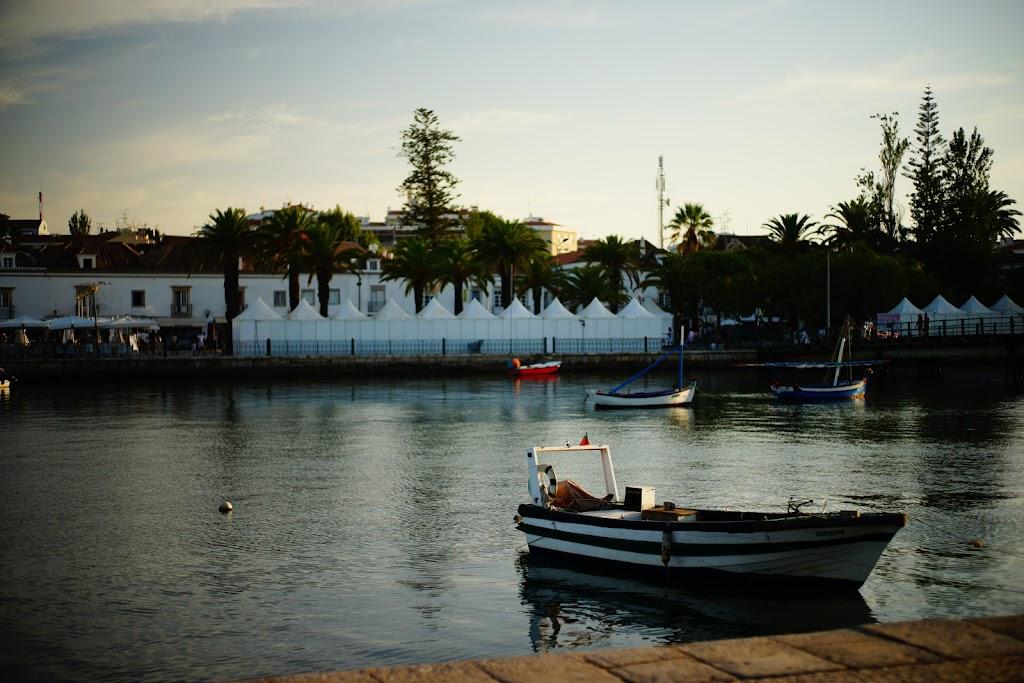 Tavira, El Algarve