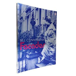 Bill Cunningham 'Facades' RARE Photography Book