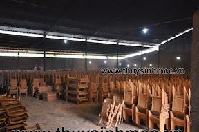 Sản xuất nội thất đồ gỗ