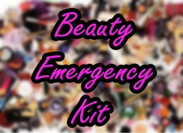 Guilianna Marie: Guest Post: Beauty Emergency Kit