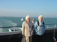 Crossing the Solent