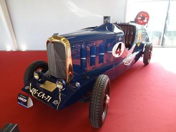 2018.12.11-078 Les Grandes Heures de l'Automobile Citroën Petite Rosalie (records de 1933)