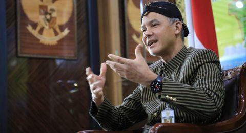 Tim Vaksin Nusantara bertemu Ganjar Pranowo, Ada Apa?