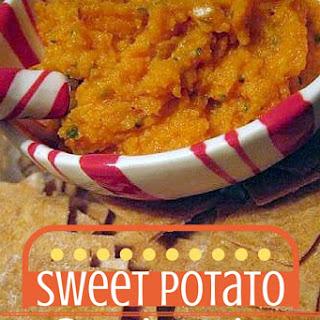 Sweet Potato Garlic Spread