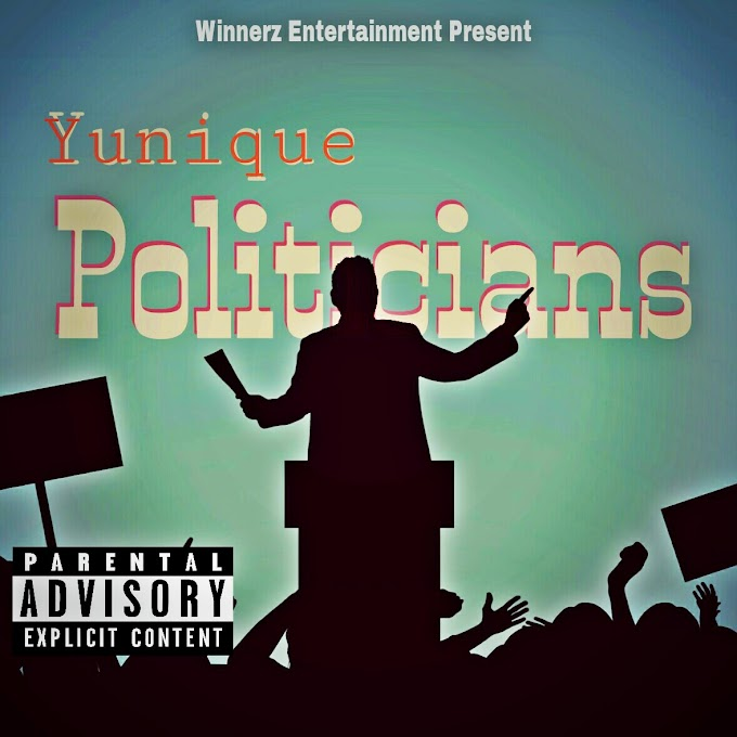 "[New Music] Yunique - ""Politicians"" (Prod. By TY)"