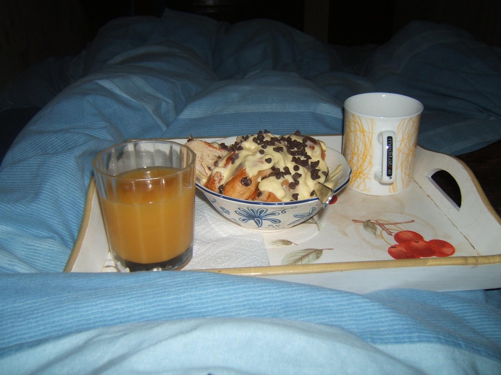Uno storico in cucina colazione a letto della domenica 2 - Colazione al letto ...