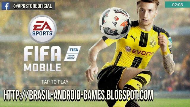 Download FIFA Mobile Soccer v6.2.0 APK Full - Jogos Android