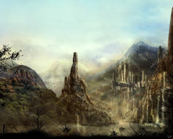 Silent Lands Of Deep, Fantasy Scenes 2