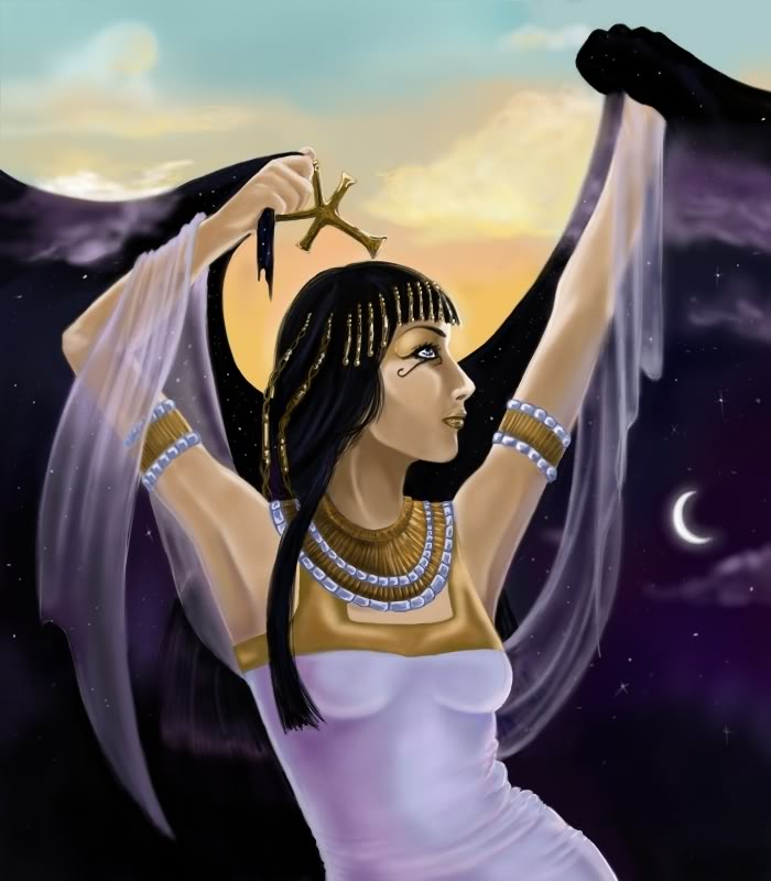 The Egyptian Goddess Nut, Egyptian Magic