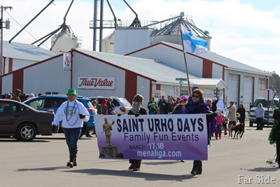 St Urho days