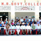 M.R.College Old Students Meet on 13th March 2011