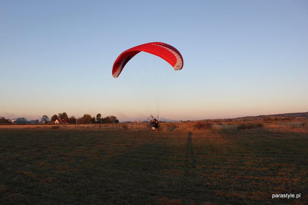 Szkolenie paralotniowe Październik 2011 - IMG_9878.JPG