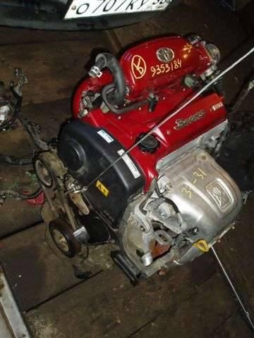Двигатель 3S-GE VVTi Besms 1998 красная голова