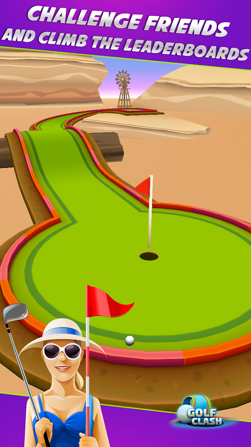 Putt Putt Go! Multiplayer Golf- screenshot