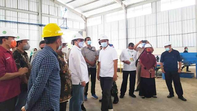 Wamentan puji semangat industrialisasi sektor pertanian di NTB