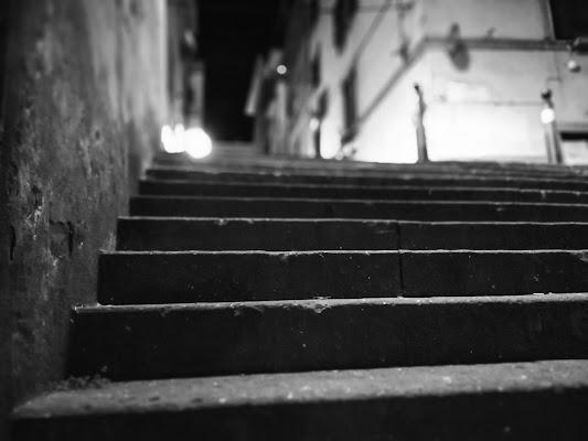 Vecchi gradini di Nuese
