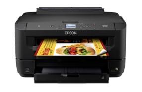 Epson WorkForce WF-7210 Pilotes d'imprimante gratuit