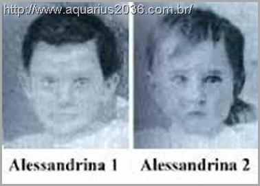 O Caso reencarnatório da gêmeas Alessandrina 1 & 2