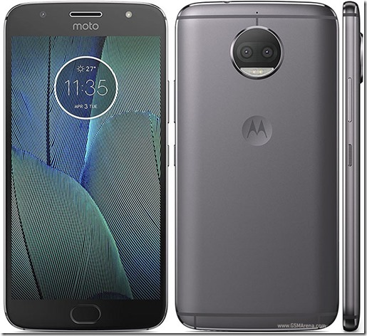 Motorola Moto G5S Plus Usung Dual Kamera 13MP