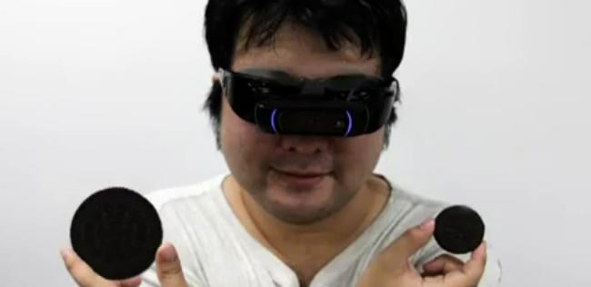 Gafas realidad aumentada para adelgazar