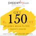 PepperFry Eid Offer - Get Flat 150 Rs Off On Purchase Of 500 Rs Or More (All Users)