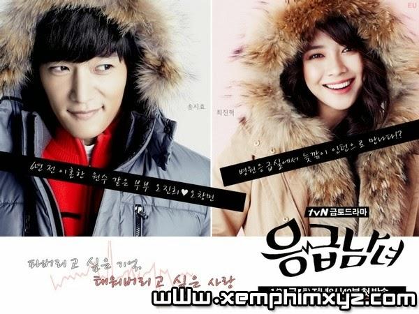 """Song Ji Hyo nghiến răng bóp cổ ngôi sao """"The Heirs"""" 3"""